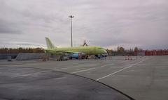 Sukhoi Superjet-100 - 95038 на ЛИС