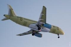 Sukhoi Superjet-100 - 95045 проходит заводские испытания