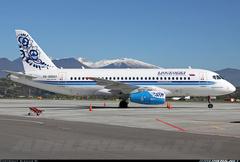 Sukhoi Superjet-100 - RA 89001 Sochi - Adler (AER / URSS)