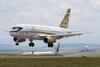 Sukhoi Superjet-100 - Первый в истории рейс Калуга-Симферополь CTS-9629