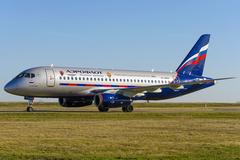Sukhoi Superjet-100 - RA-89010 в Днепропетровске 22.03.2014