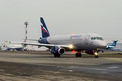 Sukhoi Superjet-100 - RA-89032 в Днепропетровске 02.03.2014