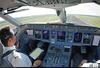 Sukhoi Superjet-100 - Sunny view from XA JLG