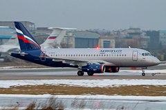 Sukhoi Superjet-100 - 89022