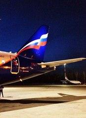 Sukhoi Superjet-100 - хвост